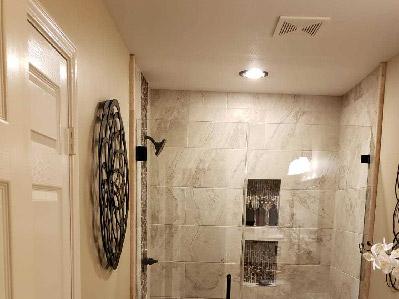 Shower Remodelled